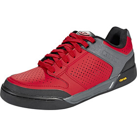 Giro Riddance Schoenen Heren, dark red/black